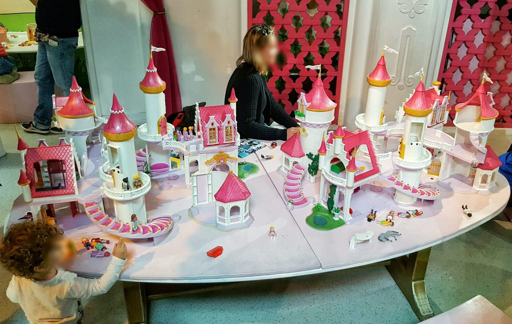 zone princesses playmobil funpark